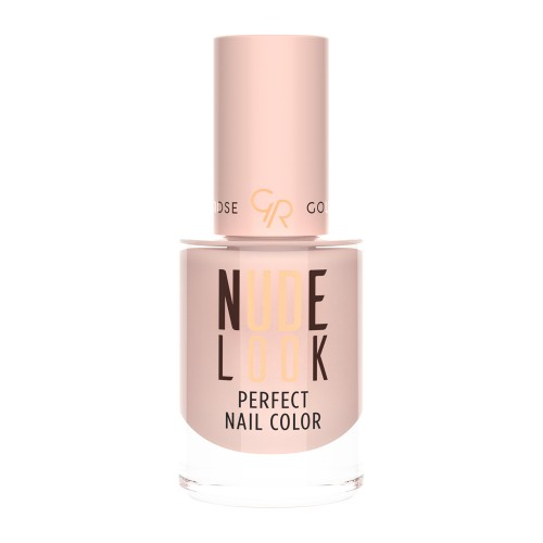 Perfect Nail Color - Nude Look Lakier do paznokci 01 - Golden Rose