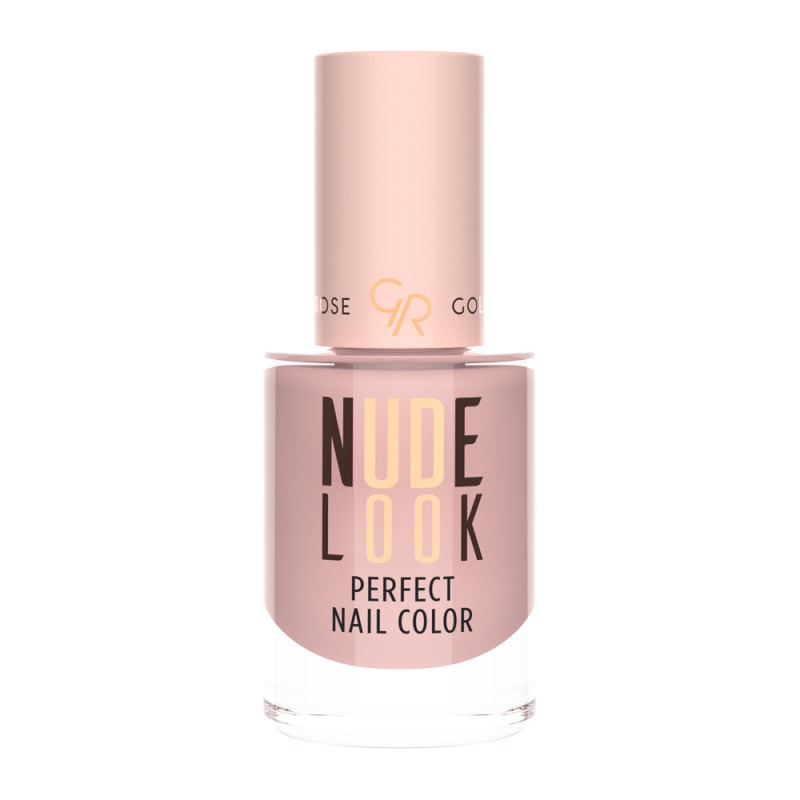 Perfect Nail Color - Nude Look Lakier do paznokci 02 - Golden Rose