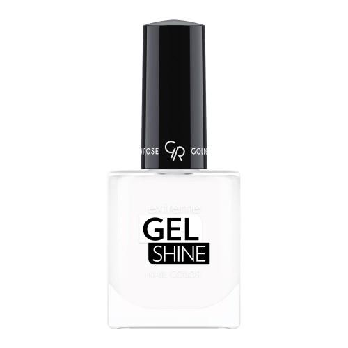 Extreme Gel Shine Nail Color - Żelowy lakier do paznokci Extreme Gel Shine -02- Golden Rose