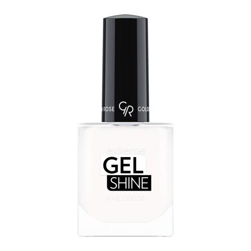 Extreme Gel Shine Nail Color - Żelowy lakier do paznokci Extreme Gel Shine -03- Golden Rose
