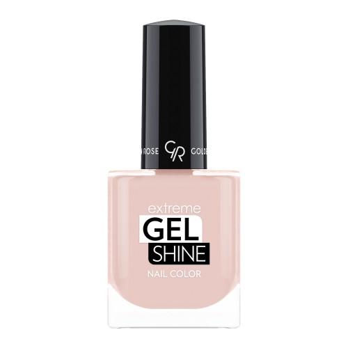 Extreme Gel Shine Nail Color - Żelowy lakier do paznokci Extreme Gel Shine -08- Golden Rose
