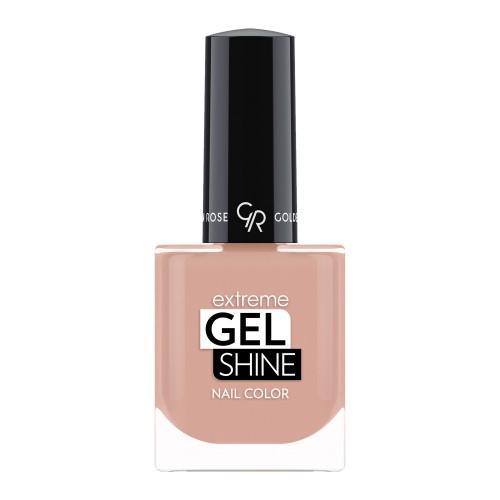 Extreme Gel Shine Nail Color - Żelowy lakier do paznokci Extreme Gel Shine -09- Golden Rose