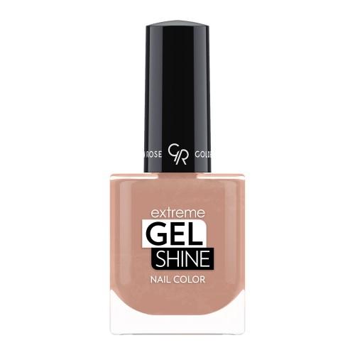 Extreme Gel Shine Nail Color - Żelowy lakier do paznokci Extreme Gel Shine -10- Golden Rose