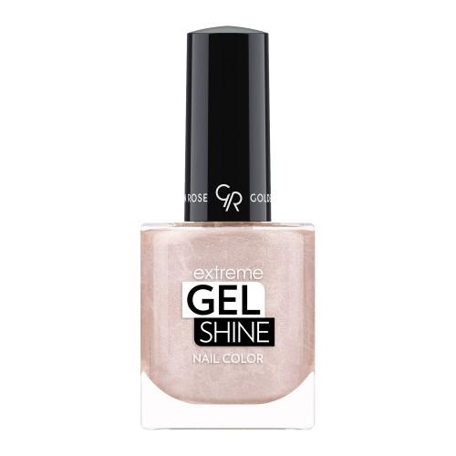 Extreme Gel Shine Nail Color - Żelowy lakier do paznokci Extreme Gel Shine -11- Golden Rose