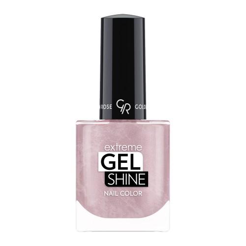 Extreme Gel Shine Nail Color - Żelowy lakier do paznokci Extreme Gel Shine -12- Golden Rose