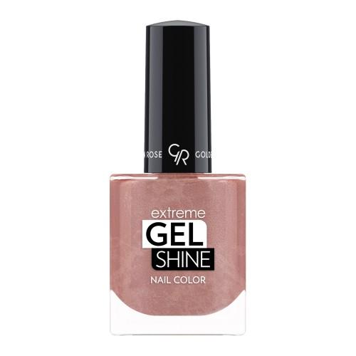 Extreme Gel Shine Nail Color - Żelowy lakier do paznokci Extreme Gel Shine -13- Golden Rose