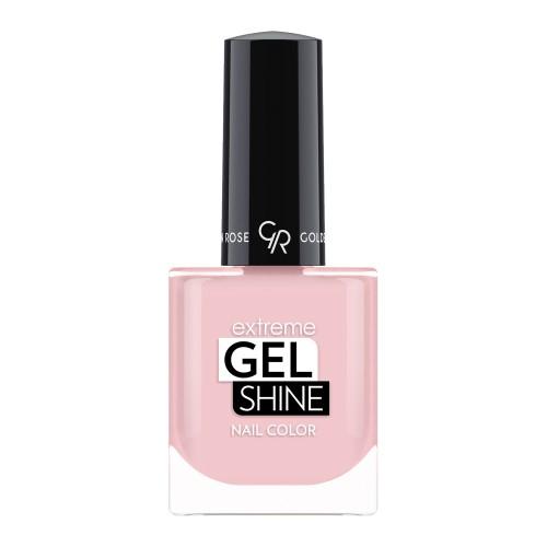 Extreme Gel Shine Nail Color - Żelowy lakier do paznokci Extreme Gel Shine -14- Golden Rose