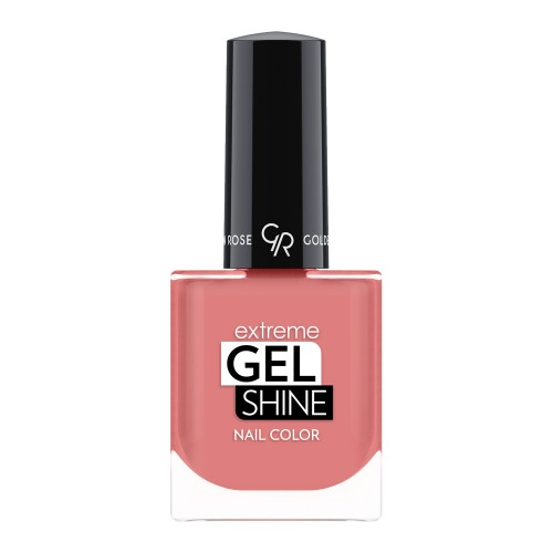 Extreme Gel Shine Nail Color - Żelowy lakier do paznokci Extreme Gel Shine -16- Golden Rose