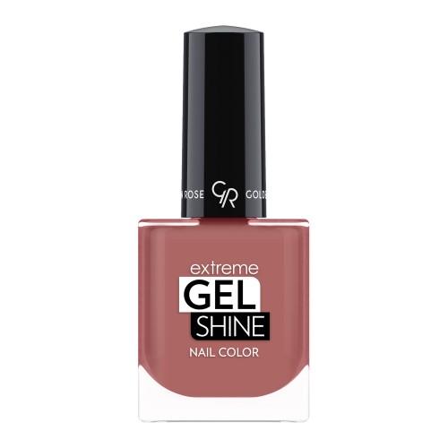 Extreme Gel Shine Nail Color - Żelowy lakier do paznokci Extreme Gel Shine -17- Golden Rose