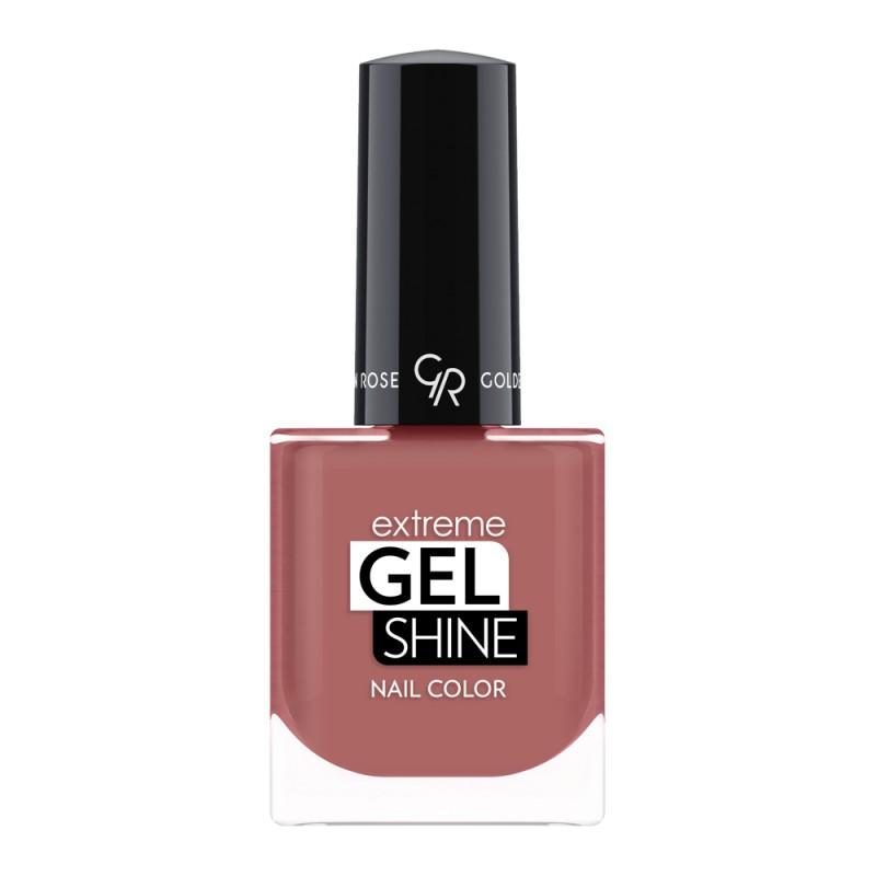 Golden Rose Extreme Gel Shine Nail Color 17 Żelowy lakier do paznokci
