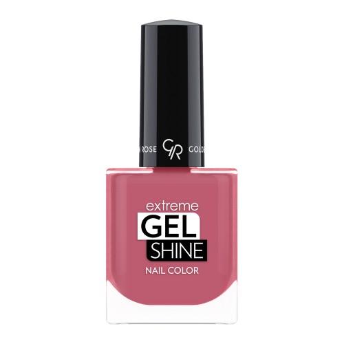 Golden Rose Extreme Gel Shine Nail Color 18 Żelowy lakier do paznokci