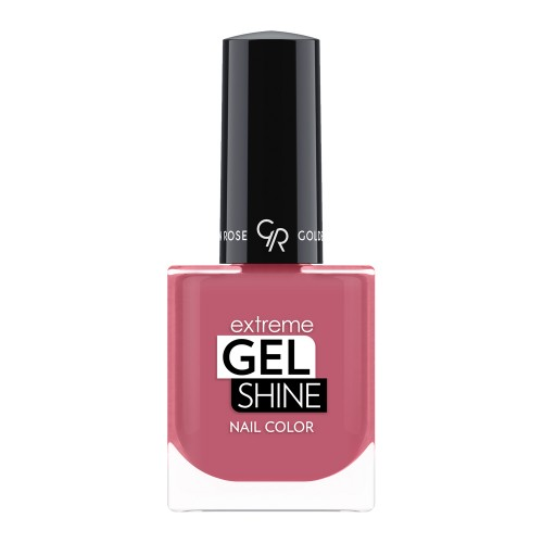 Extreme Gel Shine Nail Color - Żelowy lakier do paznokci Extreme Gel Shine -18- Golden Rose