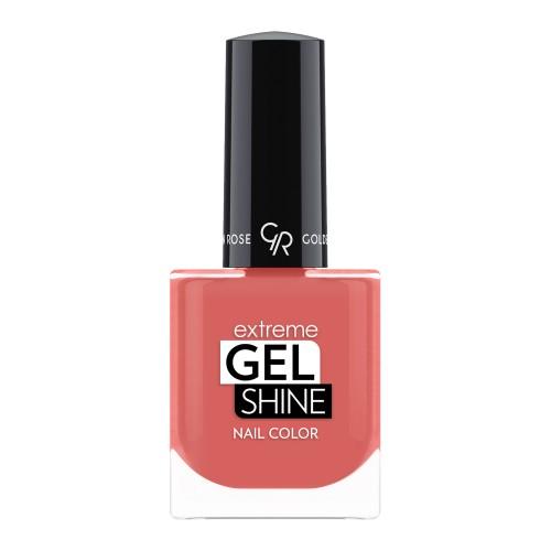 Extreme Gel Shine Nail Color - Żelowy lakier do paznokci Extreme Gel Shine -19- Golden Rose