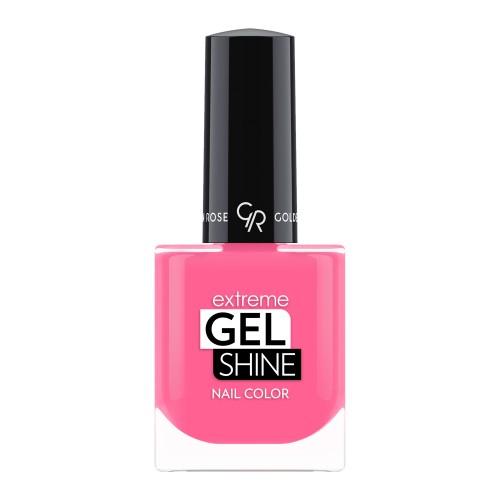 Extreme Gel Shine Nail Color - Żelowy lakier do paznokci Extreme Gel Shine -21- Golden Rose