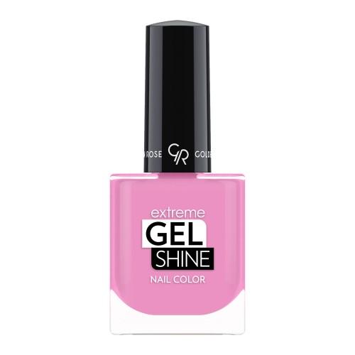 Extreme Gel Shine Nail Color - Żelowy lakier do paznokci Extreme Gel Shine -23- Golden Rose