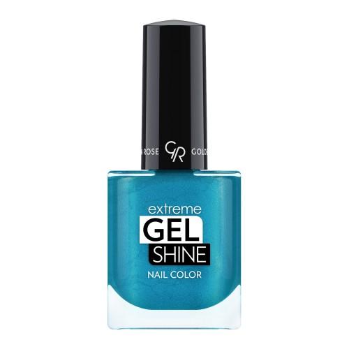 Extreme Gel Shine Nail Color - Żelowy lakier do paznokci Extreme Gel Shine -34- Golden Rose
