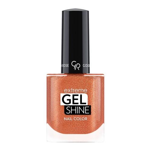 Extreme Gel Shine Nail Color - Żelowy lakier do paznokci Extreme Gel Shine -41- Golden Rose