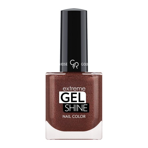 Extreme Gel Shine Nail Color - Żelowy lakier do paznokci Extreme Gel Shine -43- Golden Rose