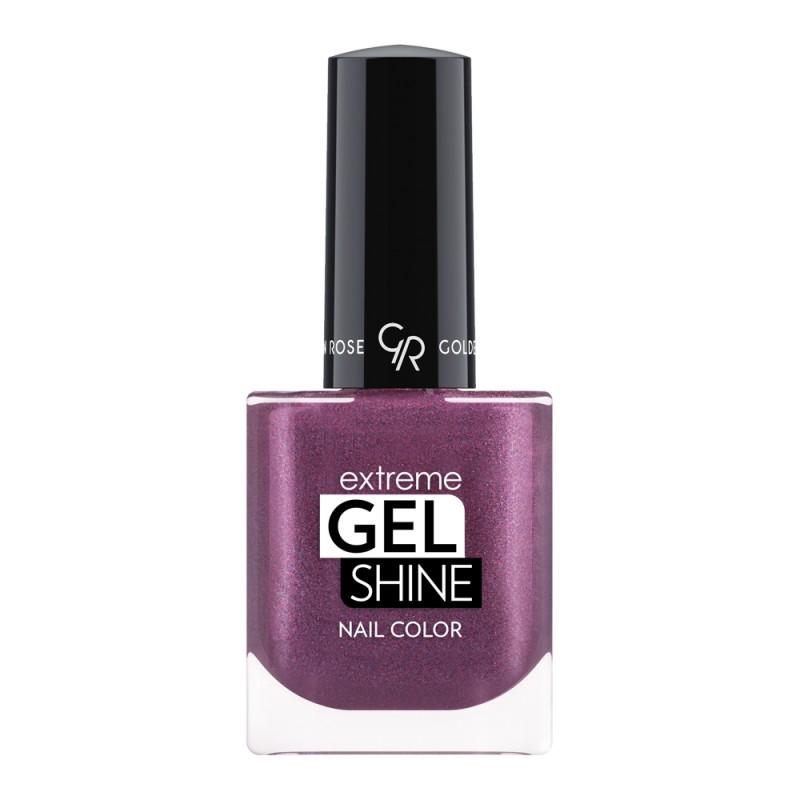 Golden Rose Extreme Gel Shine Nail Color 46 Żelowy lakier do paznokci