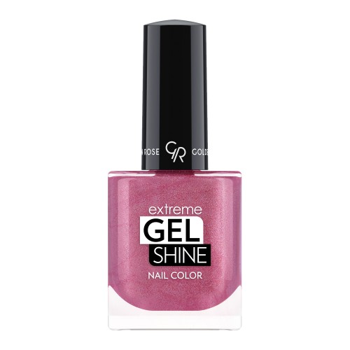 Extreme Gel Shine Nail Color - Żelowy lakier do paznokci Extreme Gel Shine -47- Golden Rose