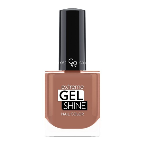 Extreme Gel Shine Nail Color - Żelowy lakier do paznokci Extreme Gel Shine -49- Golden Rose