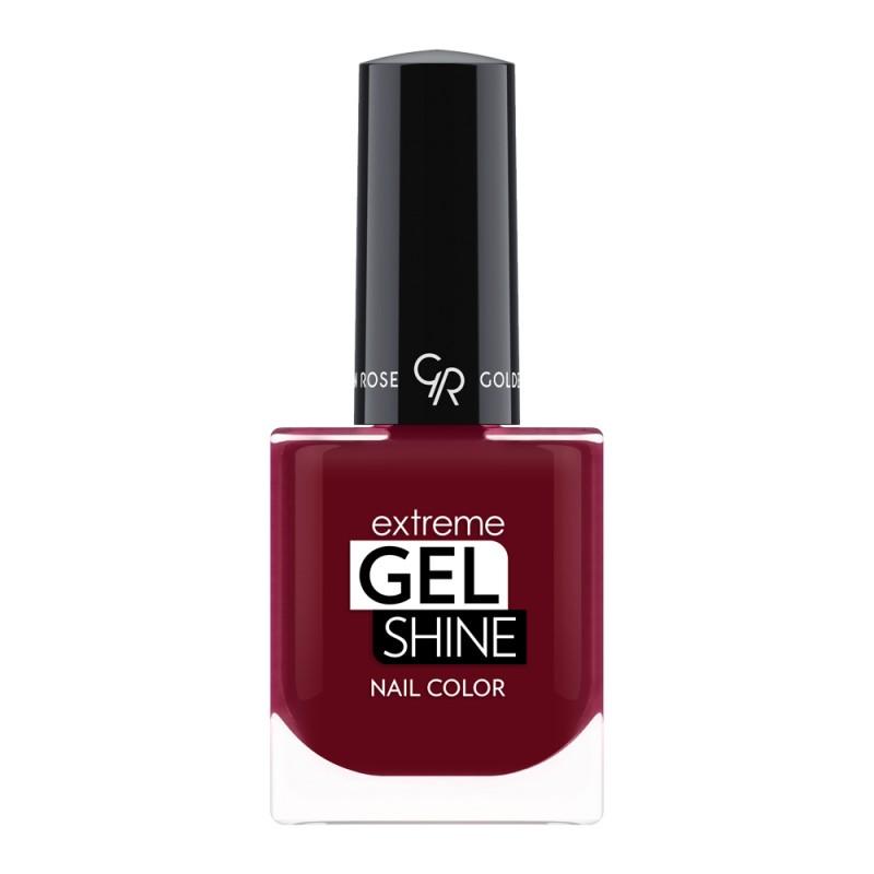 Golden Rose Extreme Gel Shine Nail Color 66 Żelowy lakier do paznokci