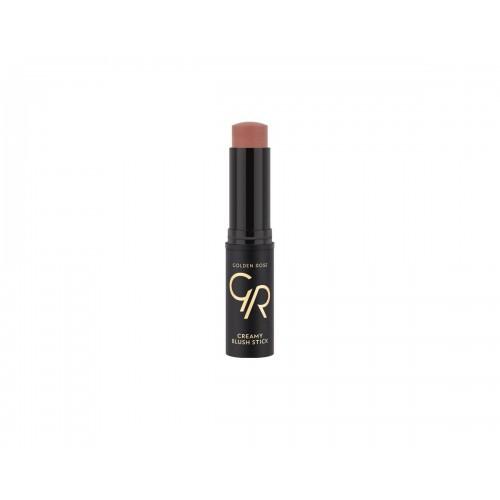 Creamy Blush Stick – Kremowy róż do policzków w sztyfcie - 107 – Golden Rose