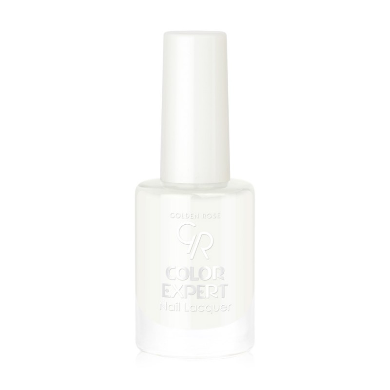 Golden Rose Color Expert Nail Lacquer 01 Trwały lakier do paznokci