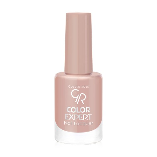 Color Expert Nail Lacquer-07- Trwały lakier do paznokci - Golden Rose