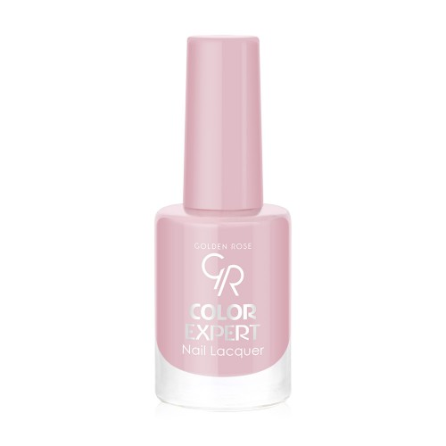 Color Expert Nail Lacquer-08- Trwały lakier do paznokci - Golden Rose