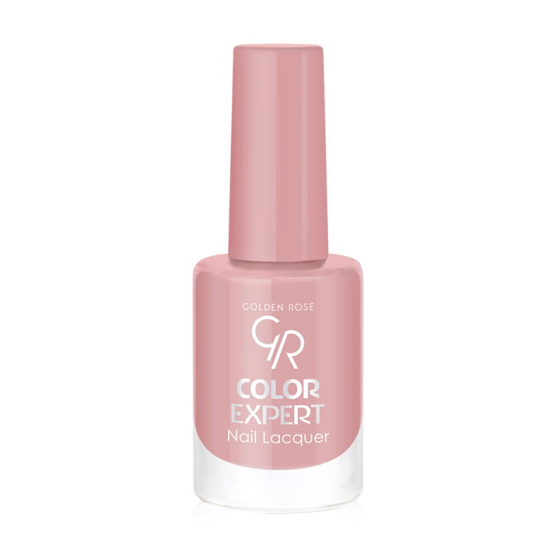 Color Expert Nail Lacquer-09- Trwały lakier do paznokci - Golden Rose