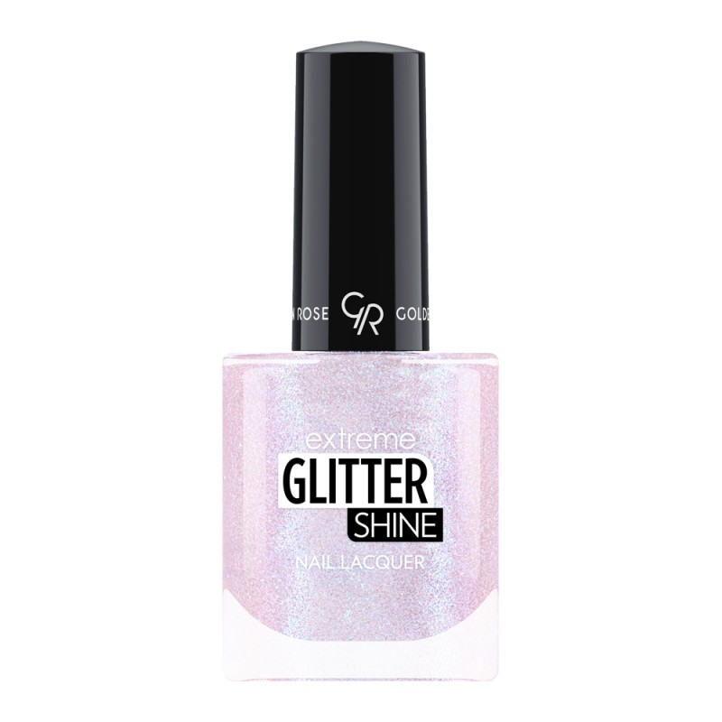 Golden Rose Extreme Glitter Shine Nail Lacquer 202 Lakier do paznokci Extreme Glitter Shine