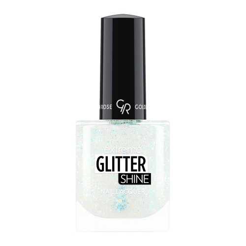Golden Rose Extreme Glitter Shine Nail Lacquer 203 Lakier do paznokci Extreme Glitter Shine