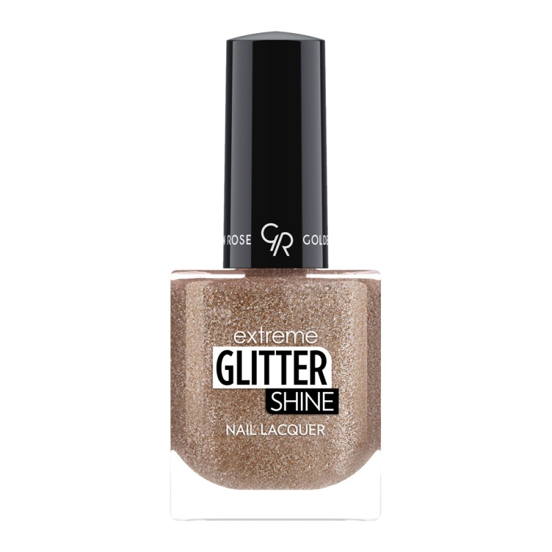 Golden Rose Extreme Glitter Shine Nail Lacquer 205 Lakier do paznokci Extreme Glitter Shine