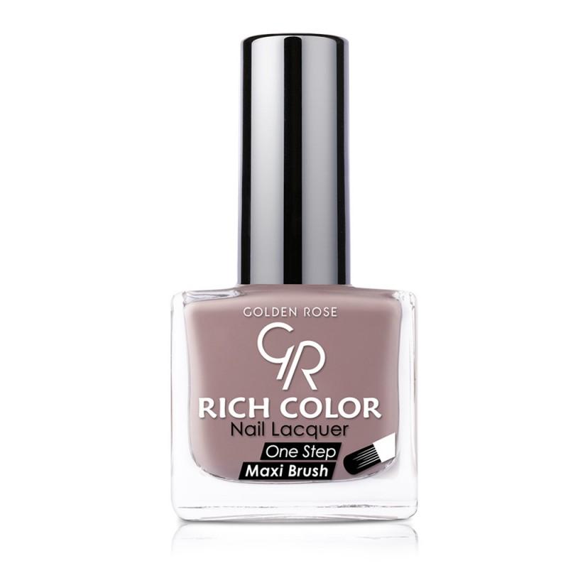 Golden Rose Rich Color Nail Lacquer 05 Trwały lakier do paznokci