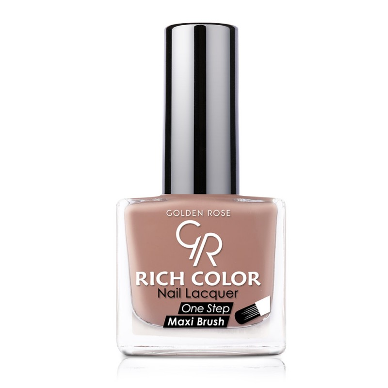 Golden Rose Rich Color Nail Lacquer 10 Trwały lakier do paznokci