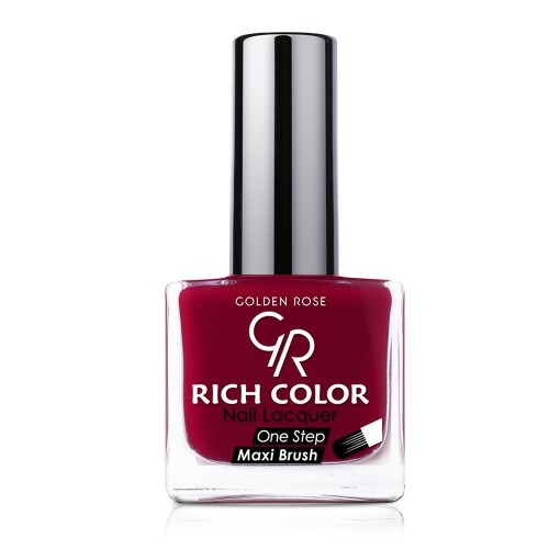 Golden Rose Rich Color Nail Lacquer 11 Trwały lakier do paznokci