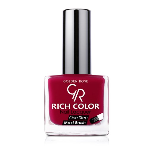 Rich Color Nail Lacquer - Trwały lakier do paznokci - 13 - Golden Rose