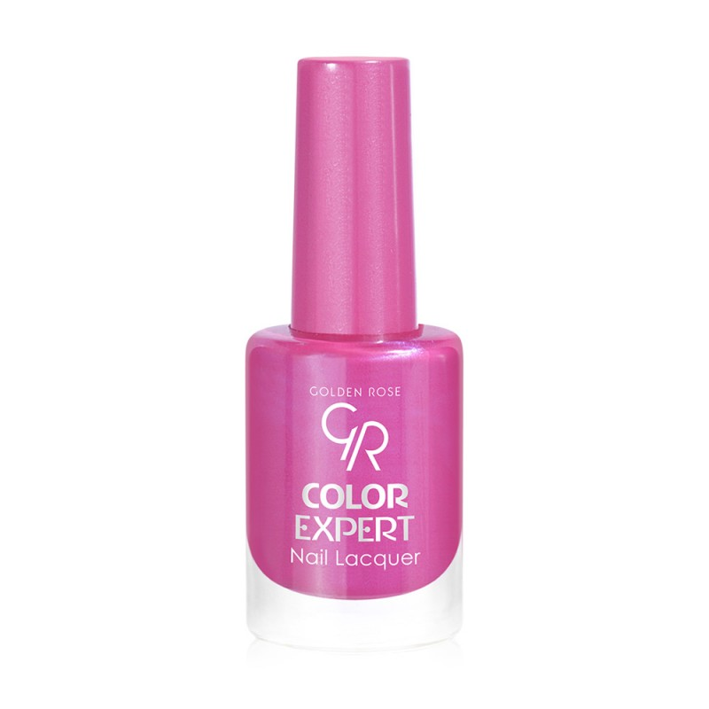 Color Expert Nail Lacquer-27 - Trwały lakier do paznokci - Golden Rose