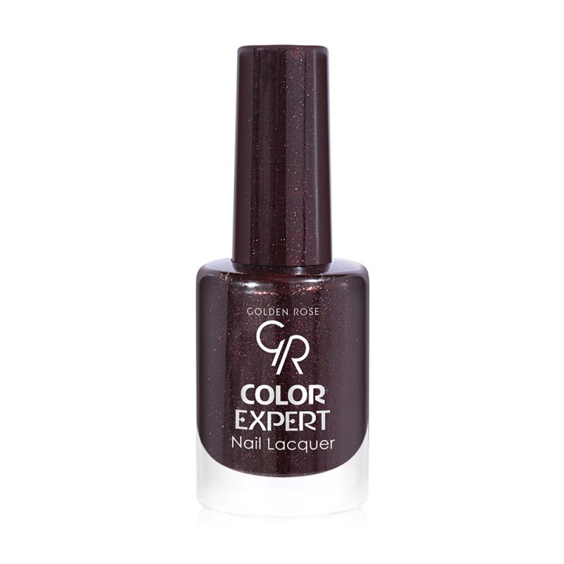 Color Expert Nail Lacquer-32 - Trwały lakier do paznokci - Golden Rose