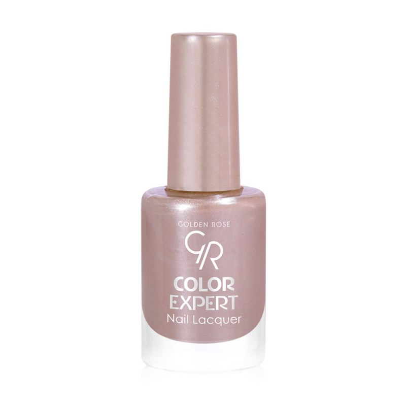 Color Expert Nail Lacquer-33 - Trwały lakier do paznokci - Golden Rose