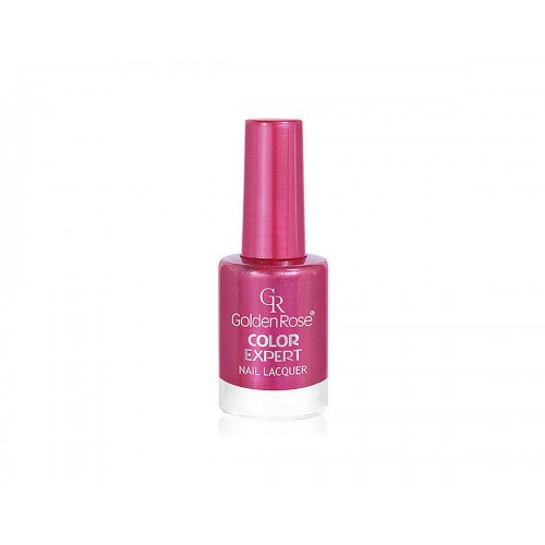 Color Expert Nail Lacquer-38 - Trwały lakier do paznokci - Golden Rose