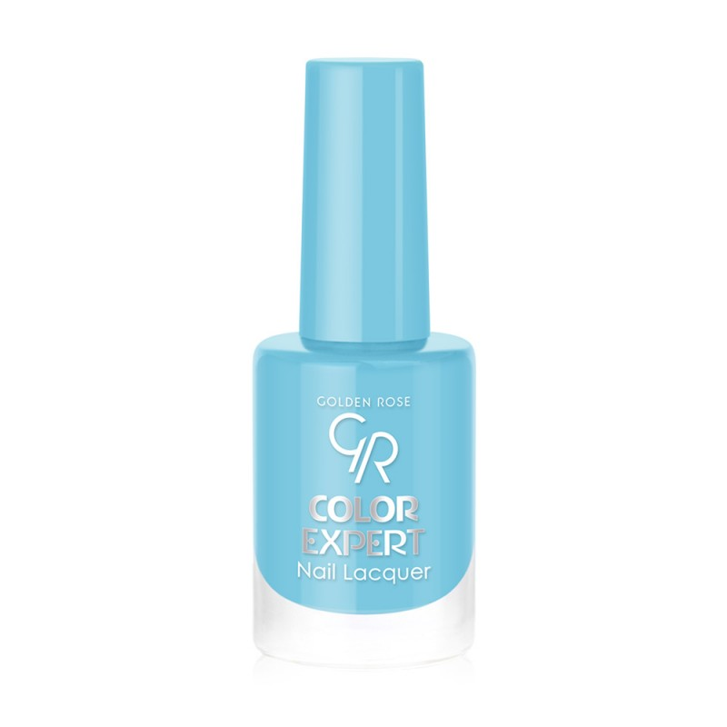 Color Expert Nail Lacquer-43- Trwały lakier do paznokci - Golden Rose