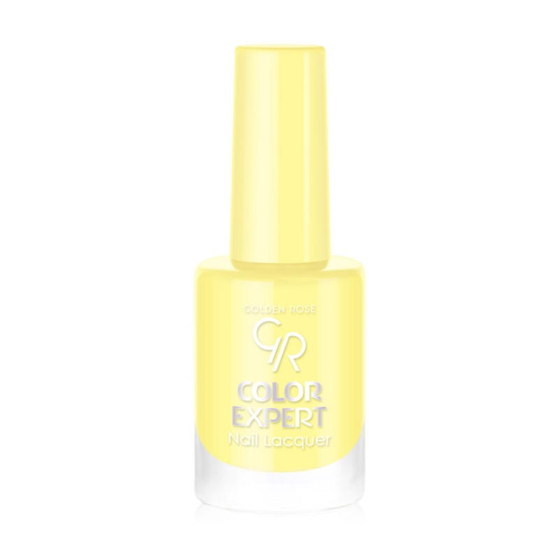 Color Expert Nail Lacquer-44- Trwały lakier do paznokci - Golden Rose
