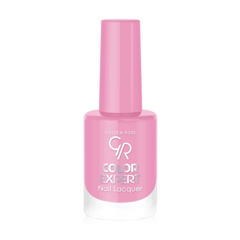 Color Expert Nail Lacquer-53- Trwały lakier do paznokci - Golden Rose