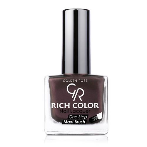 Rich Color Nail Lacquer - Trwały lakier do paznokci - 33 - Golden Rose