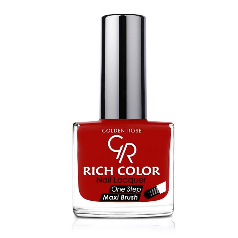 Golden Rose Rich Color Nail Lacquer 56 Trwały lakier do paznokci