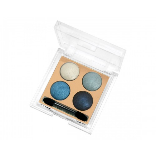 Wet & Dry Eyeshadow - Cienie do powiek na mokro -01 - Golden Rose