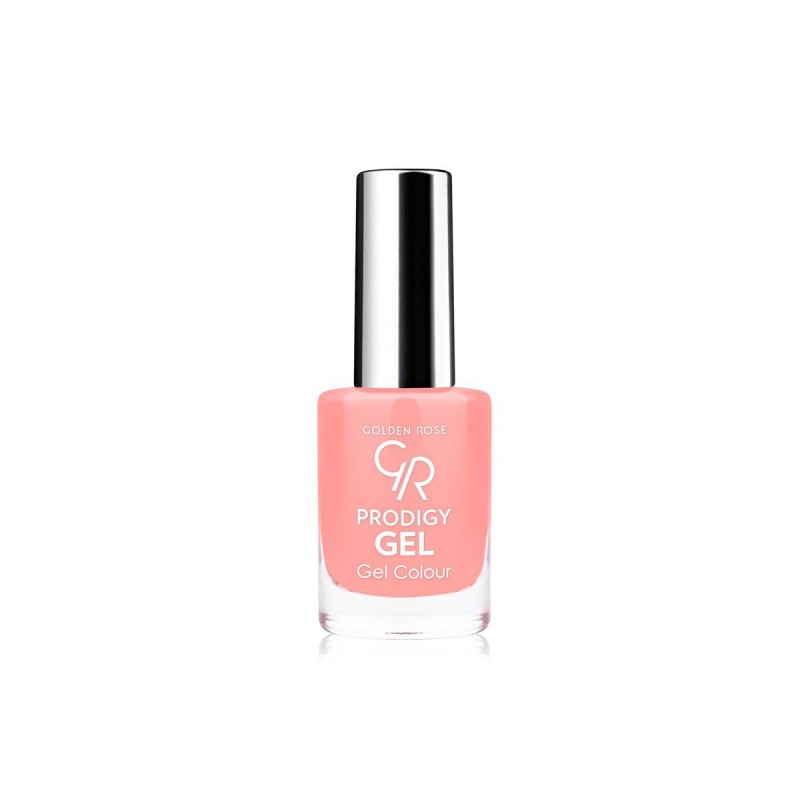 Prodigy Gel Colour - Żelowy lakier do paznokci - 13 - Golden Rose