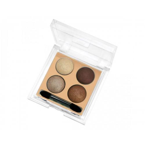 Wet & Dry Eyeshadow - Cienie do powiek na mokro -03 - Golden Rose